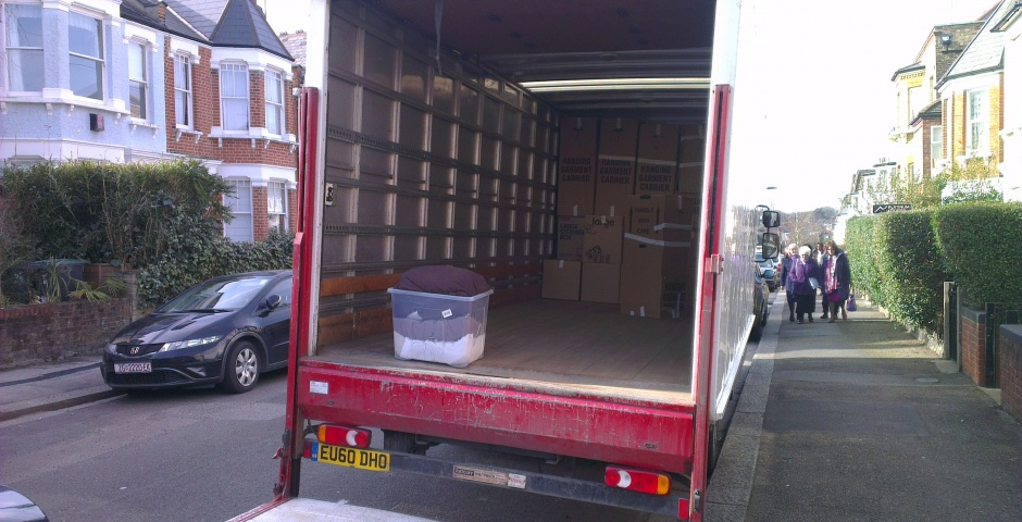 North London Removals Packing
