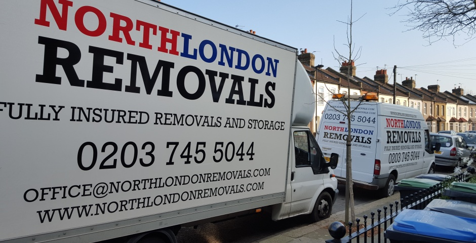 North London Removals Home Packing